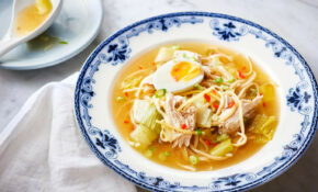 Chicken And Leek Noodle Soup – Tesco Food Recipes