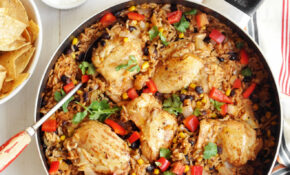 Chicken And Mexican Rice – Recipes With Chicken And Rice
