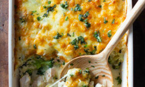 Chicken And Rice Casserole – Chicken Recipes With Rice