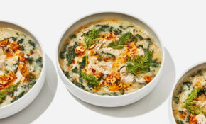 Chicken And Rice Soup With Garlicky Chile Oil – Recipes Soup With Chicken