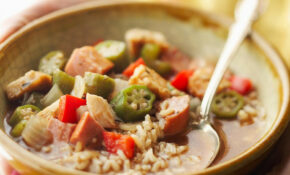 Chicken And Sausage Gumbo – Recipes Gumbo Chicken Sausage