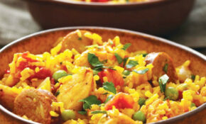 Chicken And Sausage Paella | This Mama Cooks! On A Diet™ – Paella Recipes Chicken