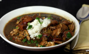 Chicken And Smoked Sausage Gumbo (2) – Recipes Gumbo Chicken Sausage