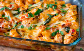 Chicken And Spinach Pasta Bake Recipes – Chicken Recipes With Spinach