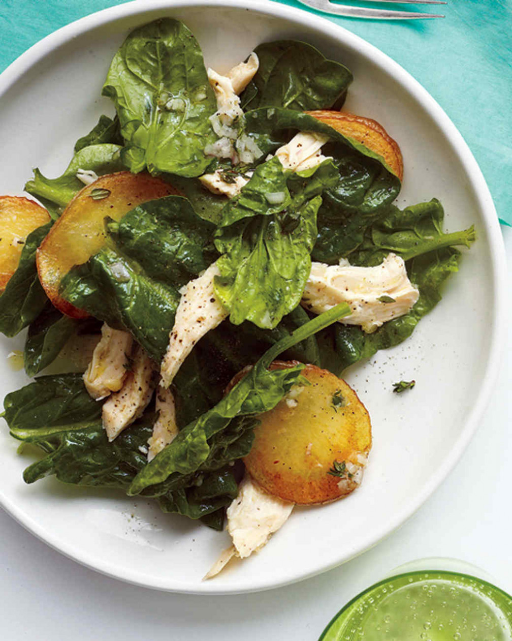 Chicken and Spinach Recipes For Dinner Tonight | Martha ..