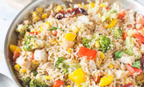 Chicken And Vegetable Brown Rice – Recipes Brown Rice Healthy