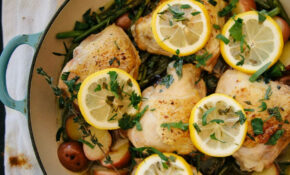 Chicken And Vegetable One Pot – Chicken And Vegetable Recipes