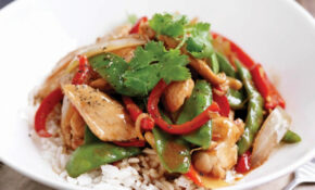 Chicken And Vegetable Stir Fry | Healthy Food Guide – Healthy Stir Fry Recipes Chicken