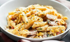Chicken Apple Sausage Pasta – Recipes Aidells Chicken Apple Sausage