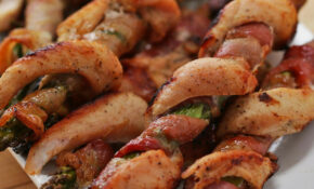 Chicken Bacon Asparagus Twists Recipe By Tasty – Recipes Asparagus And Chicken