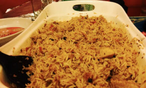Chicken Biryani