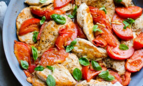 Chicken Breast With Tomatoes And Garlic – IFOODreal ..