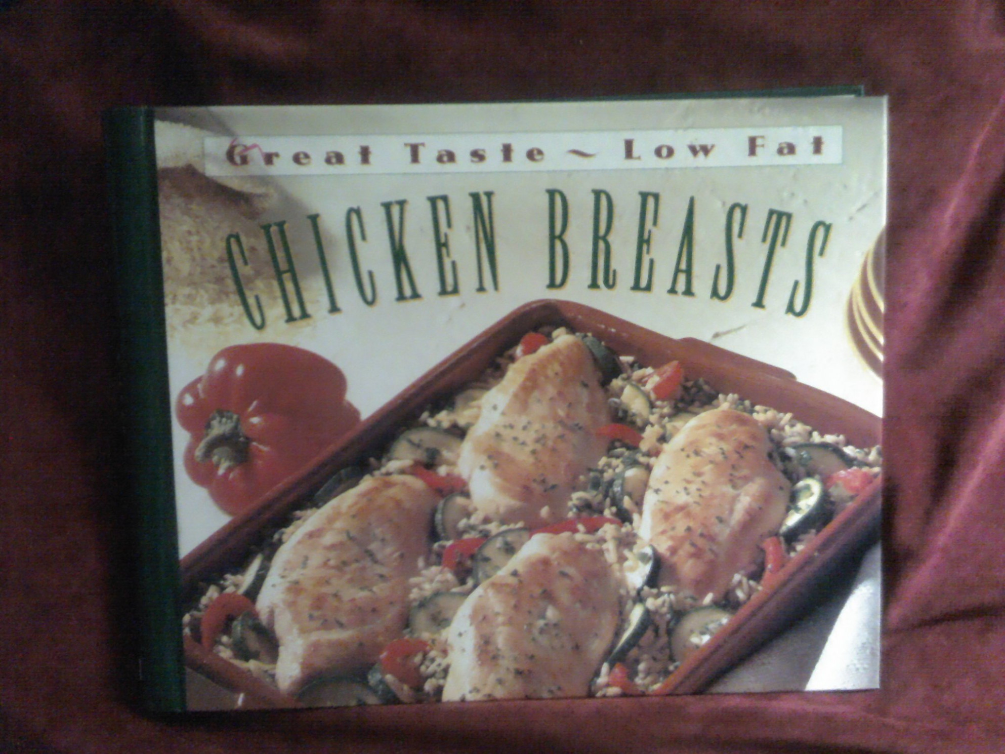 Chicken Breasts (Great Taste, Low Fat): Time-Life Books ..