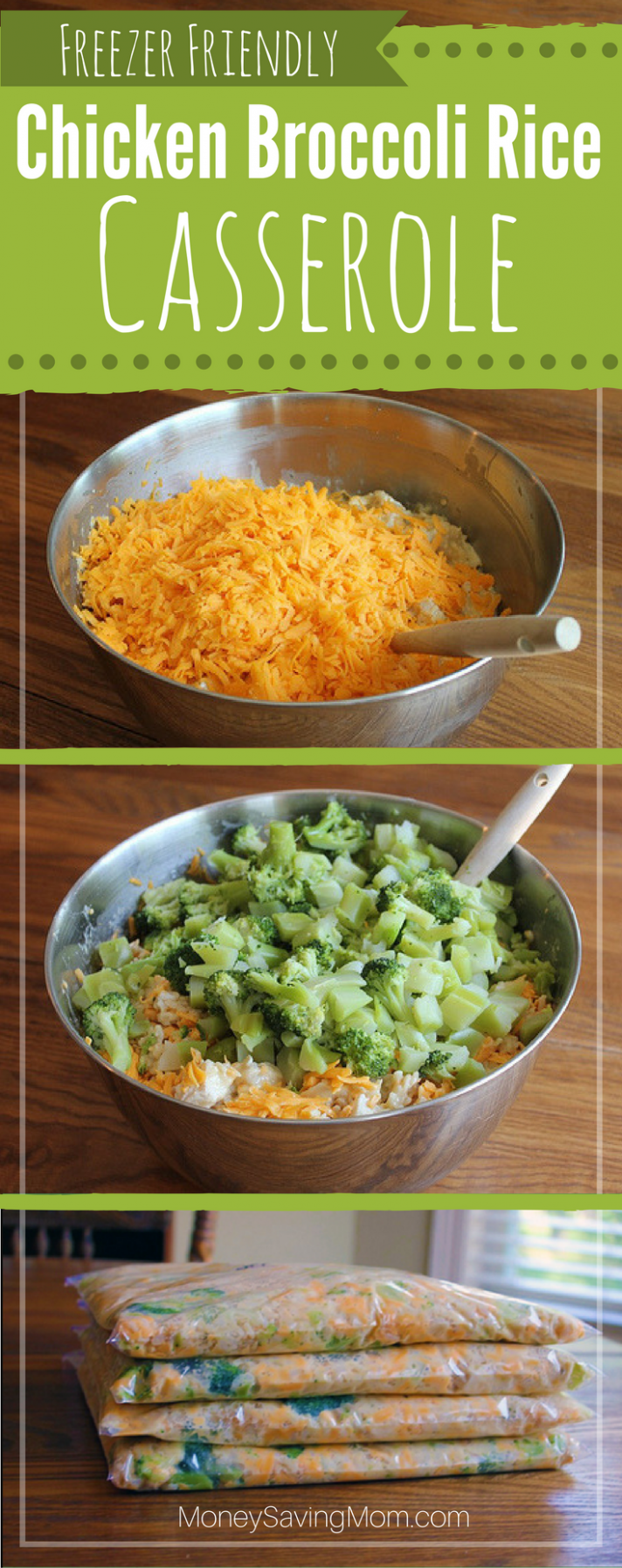 Chicken Broccoli Rice Casserole : Money Saving Mom® - chicken recipes that freeze well