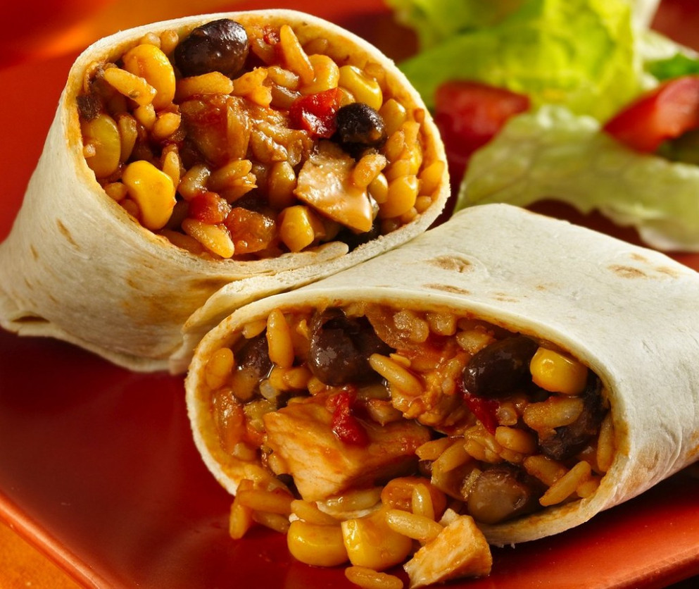 Chicken Burritos Recipe - Chicken Recipes Breast