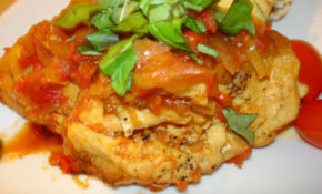 Chicken Cacciatore Ala Giada Recipe – Food