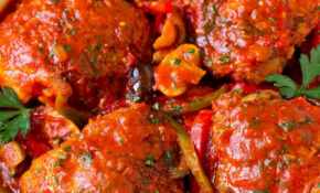 Chicken Cacciatore – Dinner At The Zoo – Recipes Dinner Italian