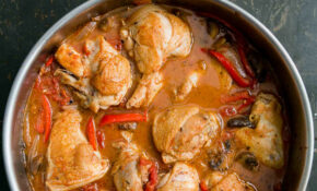 Chicken Cacciatore (Hunter Style Chicken) Recipe ...