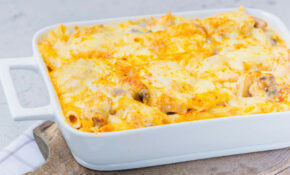 Chicken, Cheese, And Penne Pasta Bake – Pasta Bake Recipes Chicken