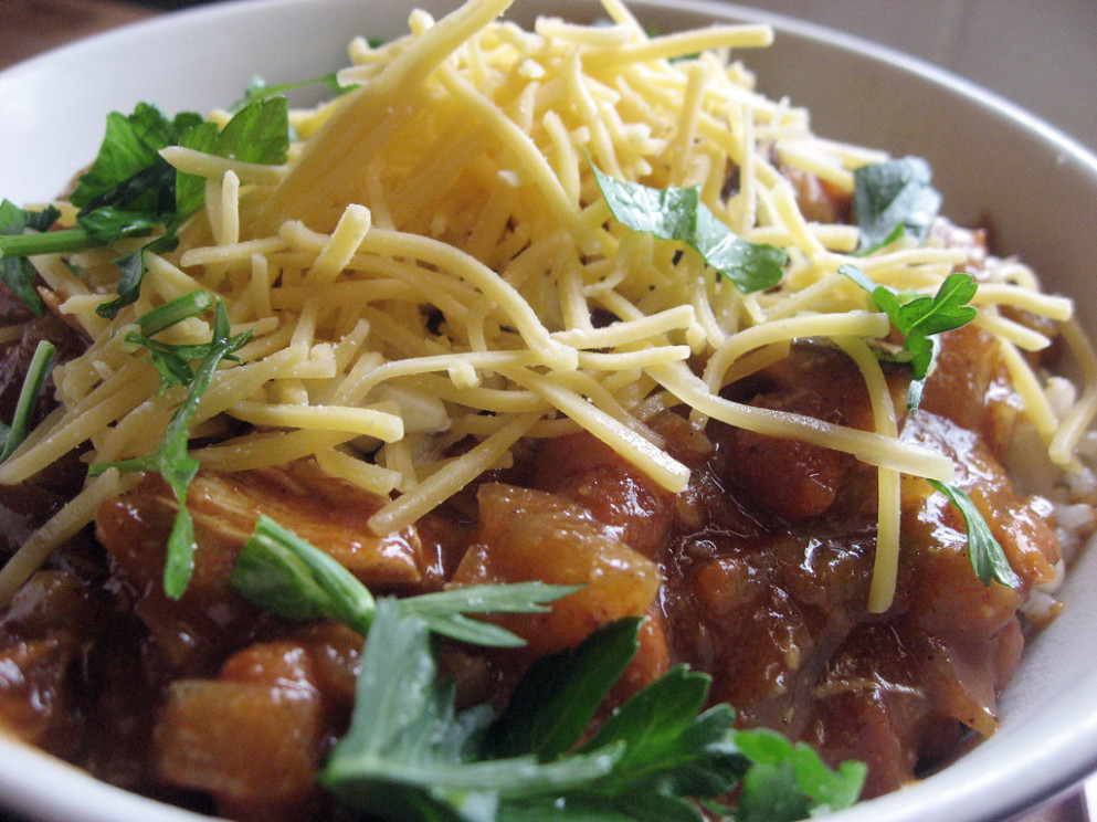 Chicken Chili - recipes you can make with chicken