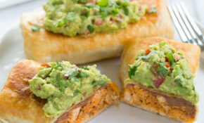 Chicken Chimichangas – Cooking Classy – Recipes You Can Make With Rotisserie Chicken