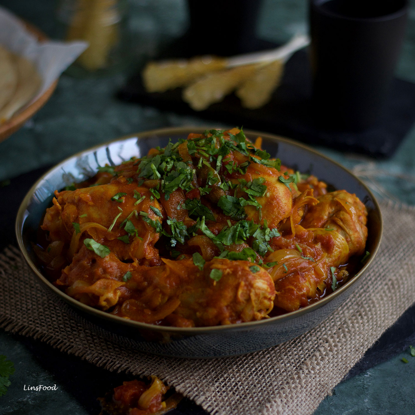 Chicken Chitarnee, an Indian-Jewish Recipe - indian food recipes