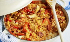 Chicken & Chorizo Jambalaya Recipe | BBC Good Food – Chorizo Recipes Dinner