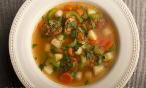 Chicken Chorizo Soup - Cook For Your Life