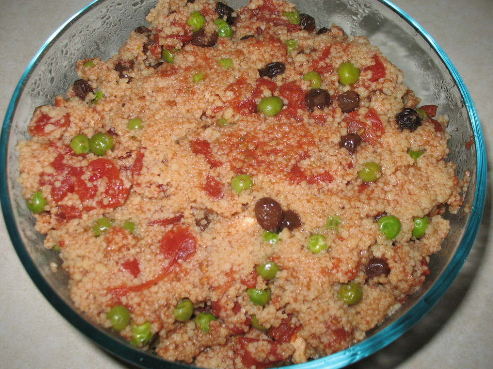 Chicken & Couscous - Recipes You Can Make With Chicken Breast
