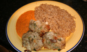 Chicken Croquettes With Roasted Pepper Sauce – Recipes Chicken Thighs Healthy