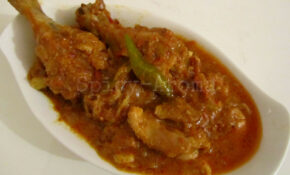 chicken curry recipe sanjeev kapoor