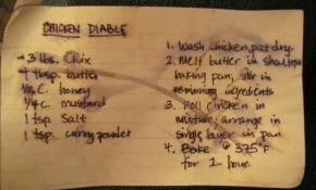 Chicken Diable – Recipes Quick And Easy Chicken