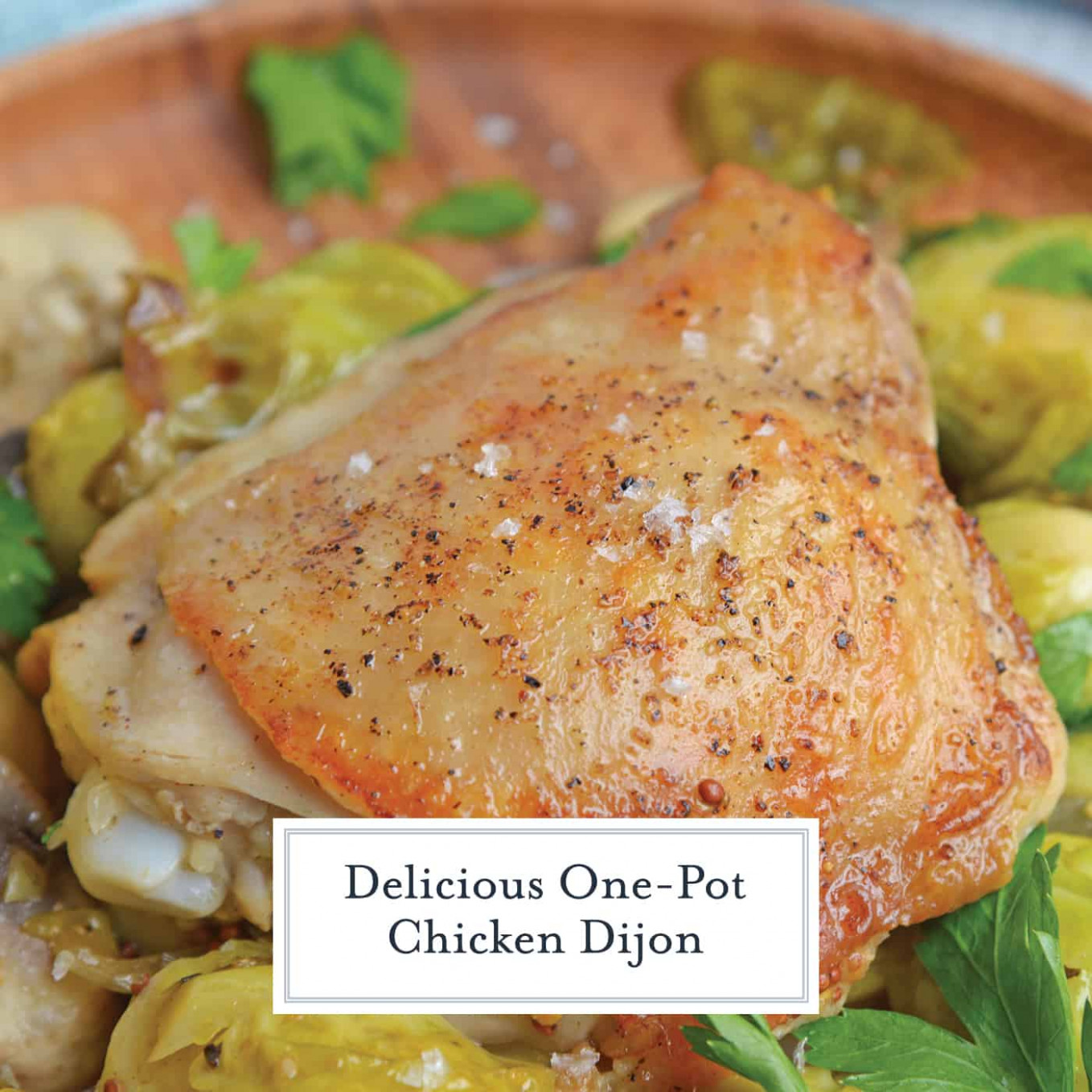Chicken Dijon - A Easy Dijon Mustard Chicken Recipe - dinner recipes apple