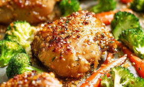 Chicken Dinner Ideas: 15 Easy & Yummy Recipes For Busy ..