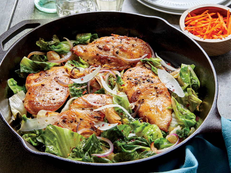 Chicken Dinner Recipes - Cooking Light - recipes of light dinner