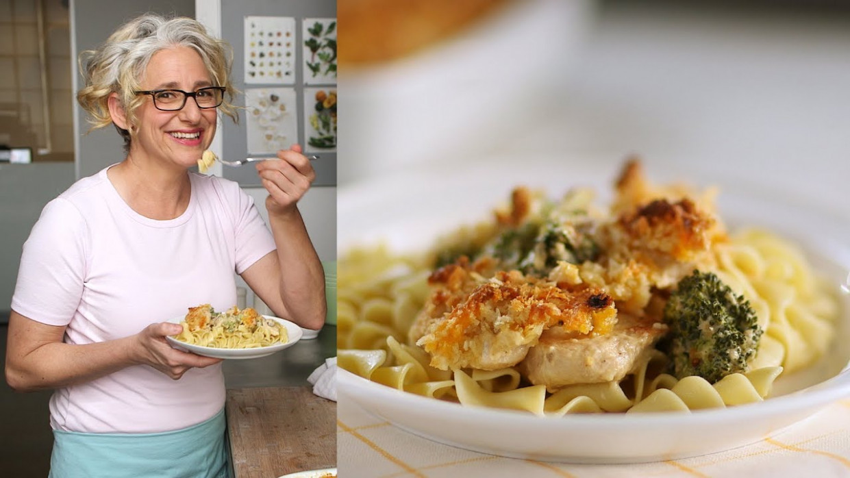 Chicken Divan-Everyday Food with Sarah Carey - recipes everyday food
