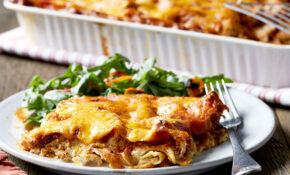 Chicken Enchilasagna – Recipes On Food Network