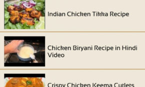 Chicken Food Recipes VIDEOs For Android – APK Download – Food Recipes Video Download