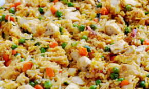 Chicken Fried Rice Better Than Take Out! – A Pinch Of ..