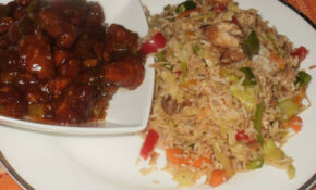 Chicken Fried Rice – Fried Rice Recipes Chicken