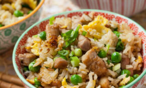 Chicken Fried Rice Recipe – Chicken Recipes Japanese