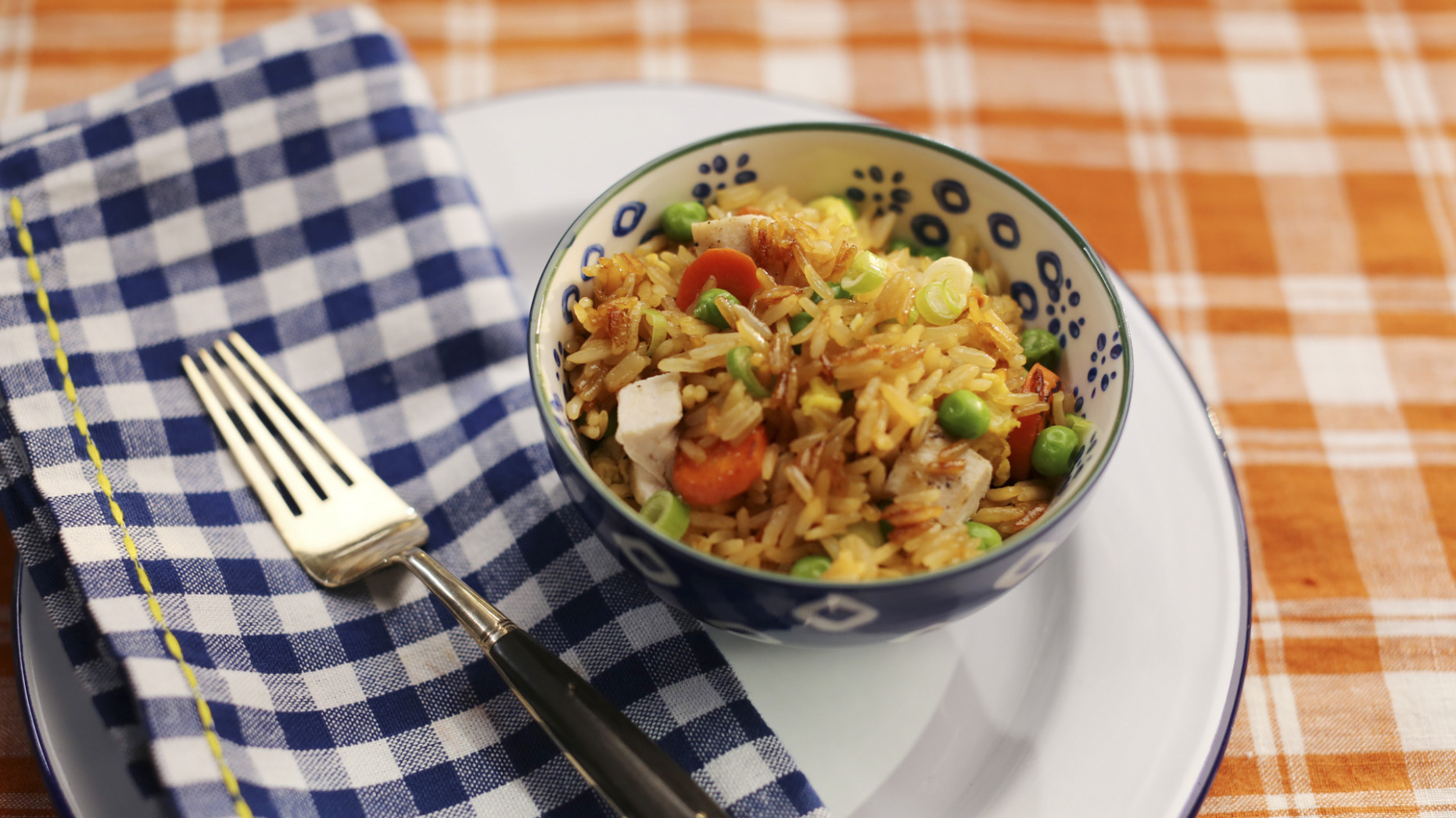 Chicken Fried Rice | Valerie's Home Cooking - FoodNetwork.ca