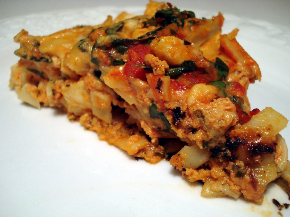 Chicken Frittata - recipes for healthy chicken breast