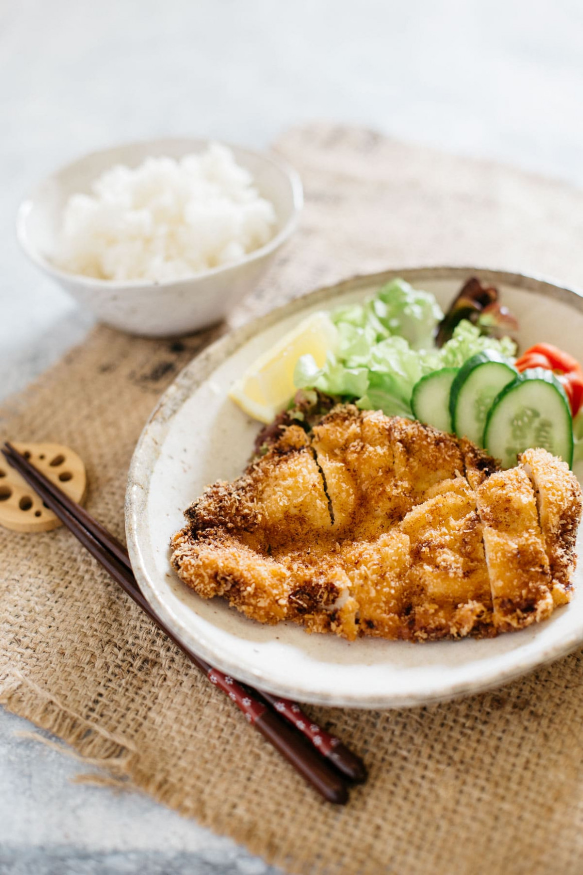 Chicken Katsu (shio koji marinated) | Chopstick Chronicles - recipes using chicken breast
