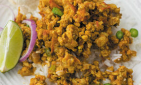 Chicken Keema – Indian Spiced Minced Meat | Naive Cook Cooks – Recipes Minced Meat Healthy