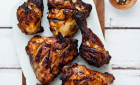 Chicken Legs Marinated In Yogurt And Spices Recipe – Grace ..