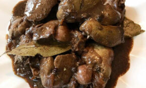 Chicken Liver Adobo – Lola Kusinera – Chicken Recipes Kawaling Pinoy