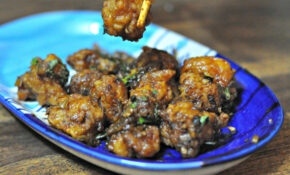 Chicken Manchurian Dry Recipe – Chicken Recipes Dry