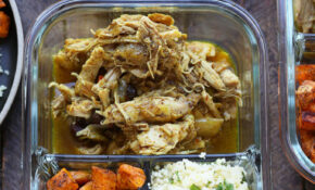 Chicken Meal Prep Recipes – Fit Foodie Finds – Recipes Chicken Breast Healthy