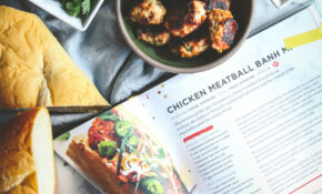 Chicken Meatball Banh Mi Sandwiches – Sweetphi – Recipes You Can Make With Ground Chicken